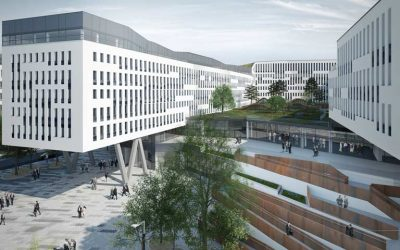 Ausztria – Bécs – Austria Campus