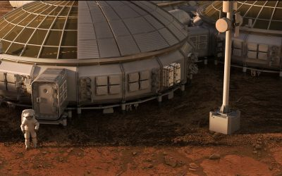 Mars – Discovery Channel